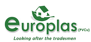 Europlas (PVCu) windows and doors trade counters Logo